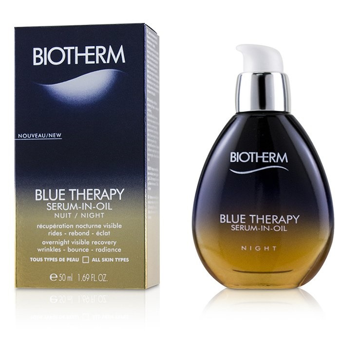 Biotherm Types Blue Therapy Serum-In-Oil ビオテルム Night - For For All Skin Types ビオテルム Blue Therapy Serum-In-Oil Night - For Al【海外直送】, オワセシ:c660c263 --- officewill.xsrv.jp