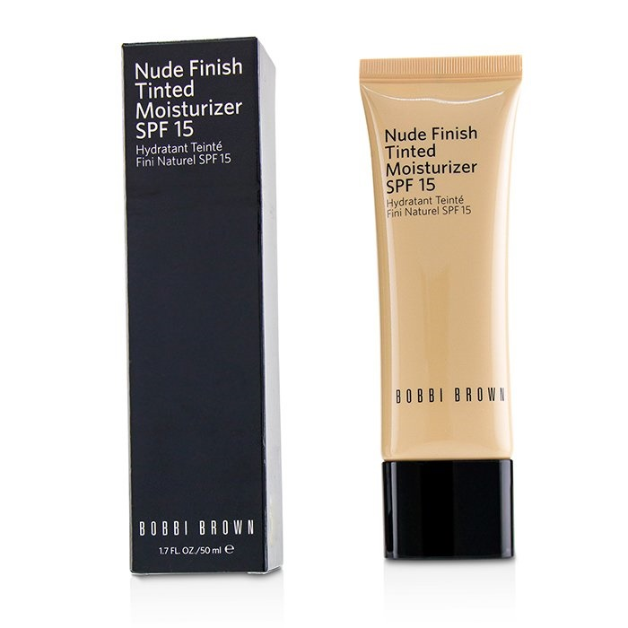 Bobbi Brown Nude Finish Tinted Moisturizer SPF 15 - # Light To Medium Tint ボビイ ブラウン Nude Finish Tinted Moist 【海外直送】