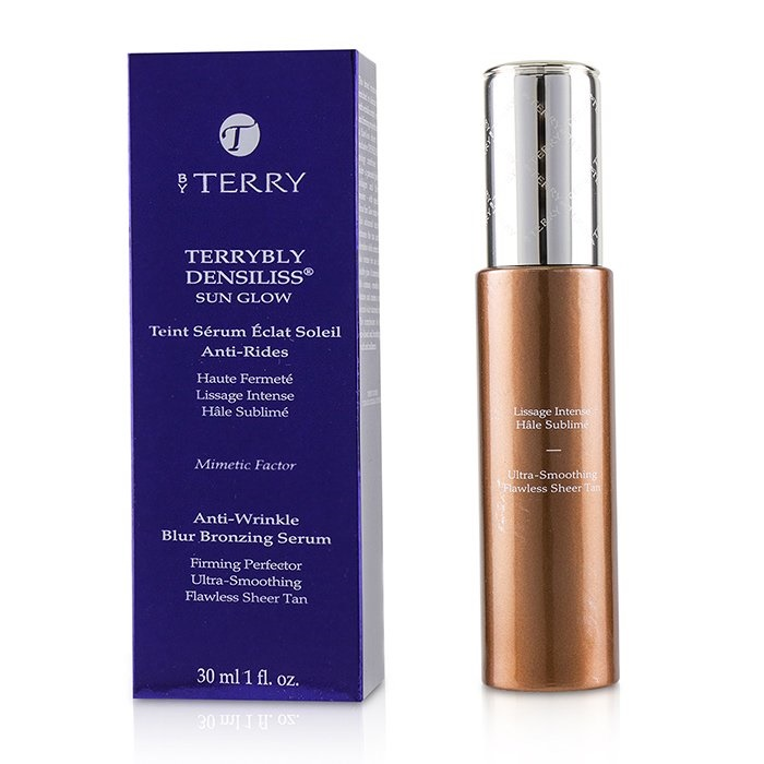 By TerryTerrybly Densiliss Sun Glow Anti Wrinkle Blur Bronzing Serum - # 2 Sun NudeバイテリーTerrybly Densiliss Su【海外直送】