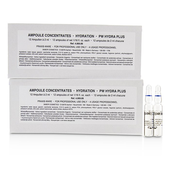 BaborAmpoule Concentrates Hydra Hydration Hydra Plus (Salon Size)バボールAmpoule Concentrates Plus Hydration Hydration Hydra Plus (Sal【海外直送】, ペットランド(PETLAND):6e3155cd --- officewill.xsrv.jp