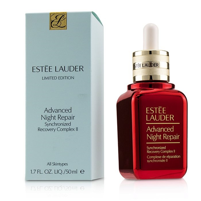 Estee LauderAdvanced Night Repair Complex Synchronized Recovery Night Complex II II (Limited Edition)エスティローダーAdvanced Night Re【海外直送】, Foot&Rain デポ:82588a83 --- officewill.xsrv.jp