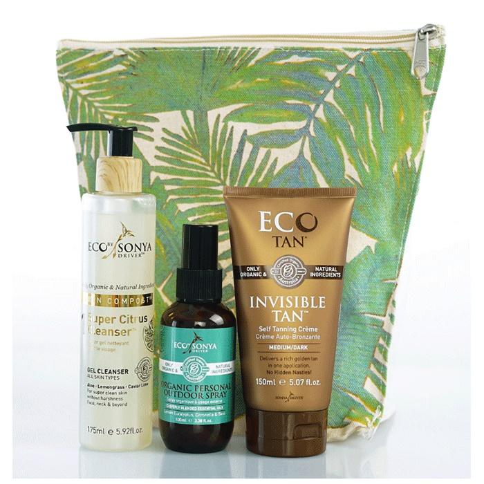 Eco TanBest Christmas Ever Skincare Gift PackEco TanBest Christmas Ever Skincare Gift Pack Set【海外直送】