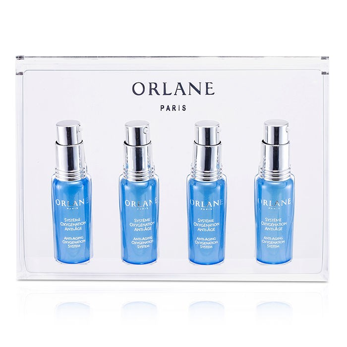 OrlaneAnti-Aging Oxygenation Systemオルラーヌアンチエイジング オキシジェネーション OrlaneAnti-Aging システム 4x7.5ml/0.25oz【海外直送 システム Oxygenation】, 文政五年創業九谷焼窯元 鏑木商舗:8233155f --- officewill.xsrv.jp