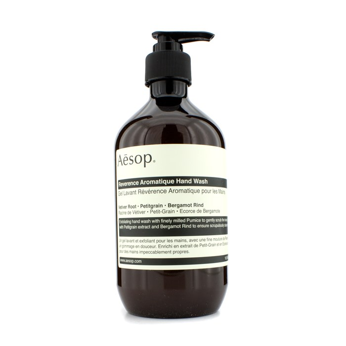 AesopReverence Aromatique Hand Washイソップレバレンス ハンド ウォッシュ 500ml/16.9oz【海外直送】