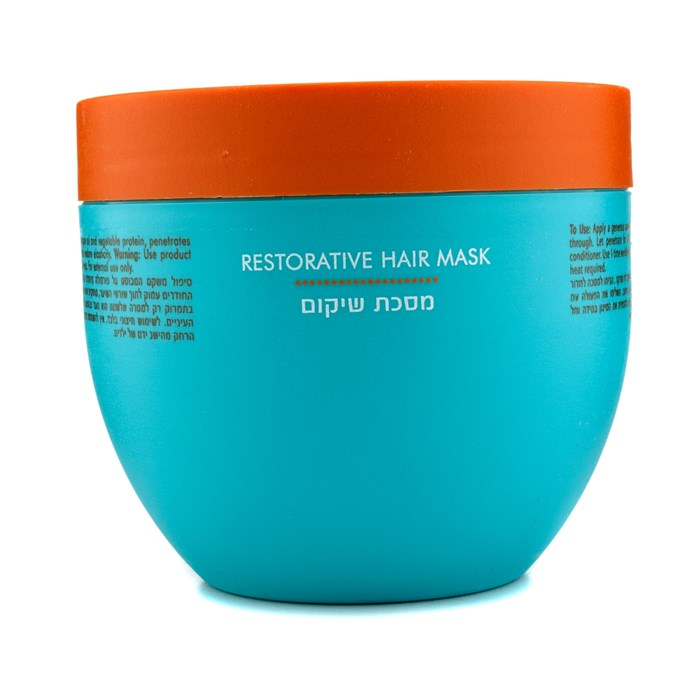 MoroccanoilRestorative Hair Mask (For Weakened and Damaged Hair)モロッカンオイルリストラクティブ ヘア マスク (ダメージを受けた髪用) 500ml/16【海外直送】