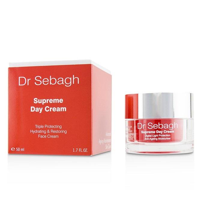 Dr. SebaghSupreme Day Day CreamドクターセバーグSupreme Dr. Day Cream 50ml/1.7oz【海外直送 Cream】, まんてんショップ:967a8cfa --- officewill.xsrv.jp