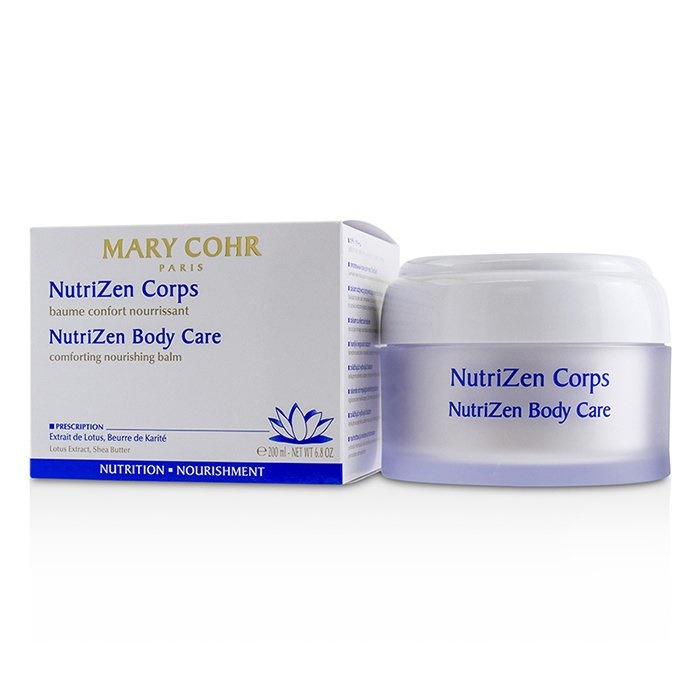 Mary CohrNutriZen Body Care - Comforting Nourishing BalmマリコールNutriZen Body Care - Comforting Nourishing Balm 【海外直送】