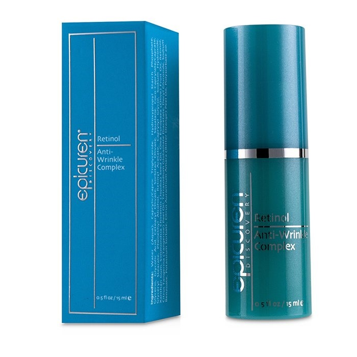 EpicurenRetinol Anti-Wrinkle Complex - For Dry Normal Combination & Oily Skin TypesエピキュレンRetinol Anti-Wrink【海外直送】