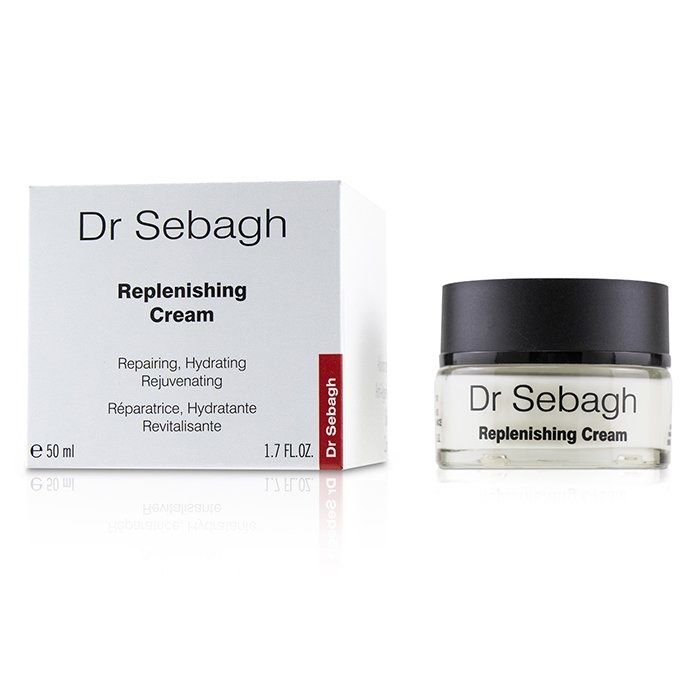 Dr. SebaghReplenishing Dr. CreamドクターセバーグReplenishing Cream 50ml SebaghReplenishing/1.7oz【海外直送 Cream】, 素敵を売るブティックCOUP:87927746 --- officewill.xsrv.jp
