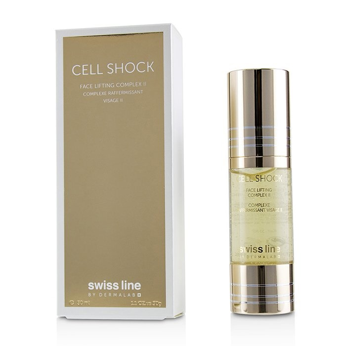 SwisslineCell Shock Face Lifting Complex IIスイスラインCell Shock Face Lifting Complex II 30ml/1.1oz【海外直送】