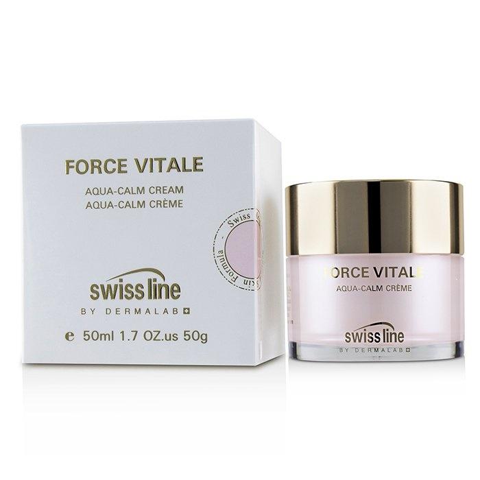SwisslineForce Vitale Aqua-Calm Cream Vitale CreamスイスラインForce Vitale Aqua-Calm Cream 50ml Aqua-Calm/1.7oz【海外直送】, ふらわーあんどぐりーんheh:a34be978 --- officewill.xsrv.jp