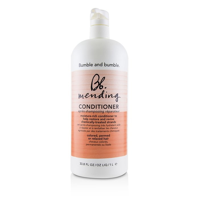 Bumble and Bumble Bb. Mending Conditioner - Colored, Permed or Relaxed Hair (Salon Product) バンブル アンド バンブル Bb 【海外直送】