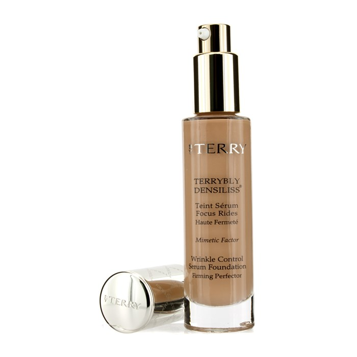 By TerryTerrybly Densiliss Wrinkle Control Serum Foundation - # 6 Light Amberバイテリーリブリー デンシリス リンクル コントロール セラム 【海外直送】