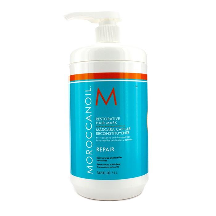 トップ MoroccanoilRestorative Hair Mask Weakened - (Salon For Weakened and Damaged Hair Mask (Salon Product)モロッカンオイルリストラクティブ ヘア マスク ア (サロ【海外直送】, キタウラチョウ:1bf74883 --- clftranspo.dominiotemporario.com