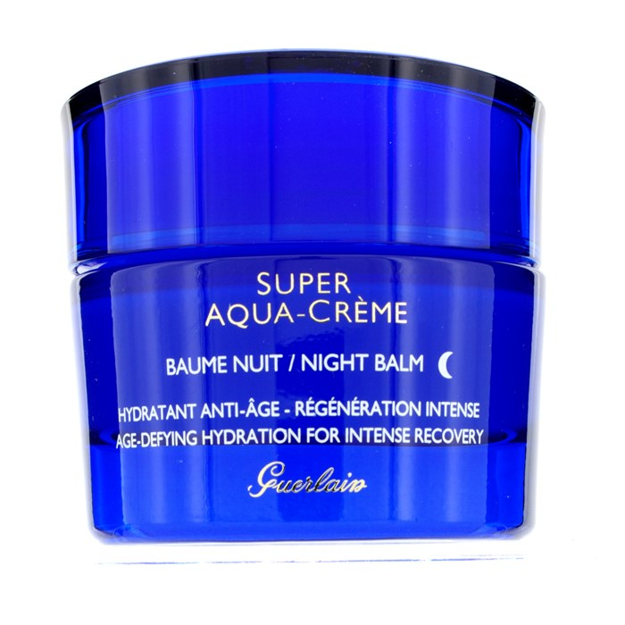 GuerlainSuper Aqua-Creme Night Balmゲランスーパーアクアクリーム ナイトバーム 50ml/1.6oz【海外直送】
