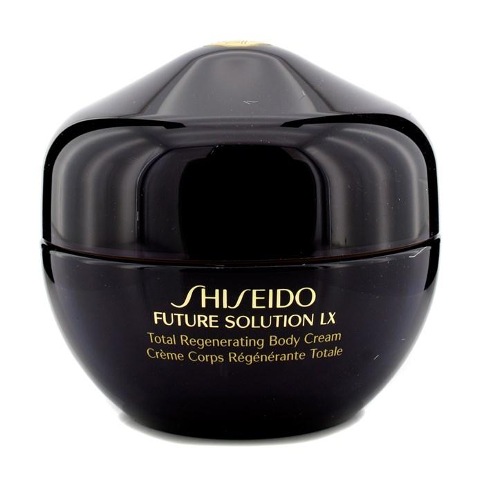 送料無料 並行輸入 デパコス 安い コスメ 化粧品 お得 正規品 価格 Shiseido Future Solution 資生堂 上等 200ml 6.7oz 海外直送 LX フューチャーソリューションLXトータルRボディークリーム Total Regenerating Body Cream