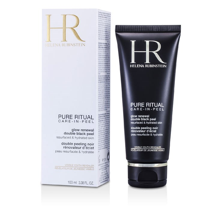 Helena RubinsteinPure Ritual Glow Renewal Glow Double Black Peelヘレナルビンスタインピュアリチュアルブラックピールスクラブ 100ml Black RubinsteinPure/3.38oz【海外直送】, 電子タバコ専門店 VAPE STEEZ:7b7355af --- officewill.xsrv.jp