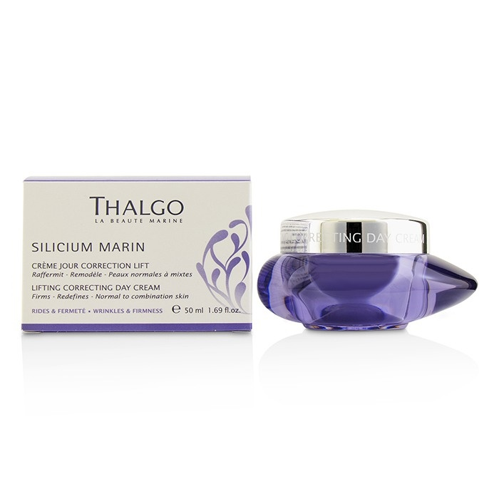 Thalgo Silicium Marin Cream Lifting Correcting Day Cream - Normal C Day to Combination Skin タルゴ Silicium Marin Lifting C【海外直送】, エヌズファーニチャー:1e62380e --- officewill.xsrv.jp
