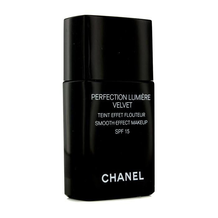 ChanelPerfection Lumiere Velvet Smooth Effect Makeup SPF15 - # 10 Beigeシャネルペルフェクシオン ルミエール ヴェルヴェット SPF15 - # 1【海外直送】