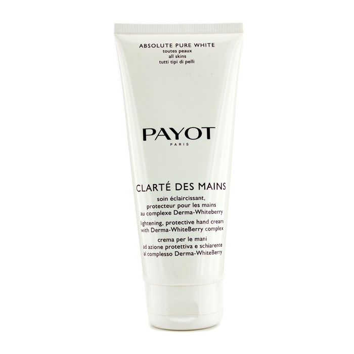 PayotAbsolute Pure White Mains Clarte Des Mains Pure Lightening Protective ピュア Hand Cream (Salon Size)パイヨアブソリュート ピュア ホワイト クラ【海外直送】, jevis:98424558 --- officewill.xsrv.jp