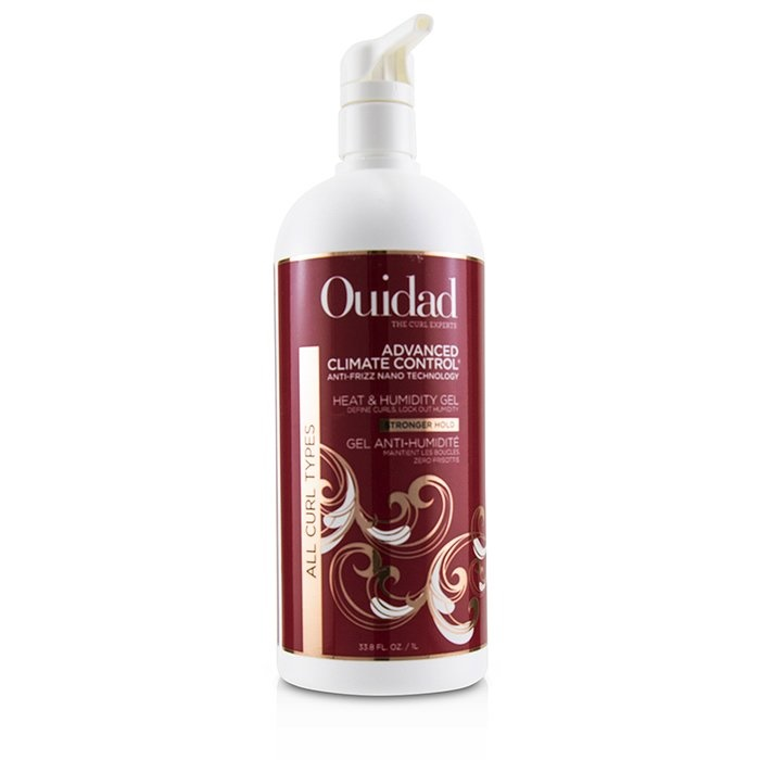 Ouidad Advanced Climate Control Heat & Humidity Gel (All Curl Types - Stronger Hold) ウィダッド Advanced Climate 【海外直送】
