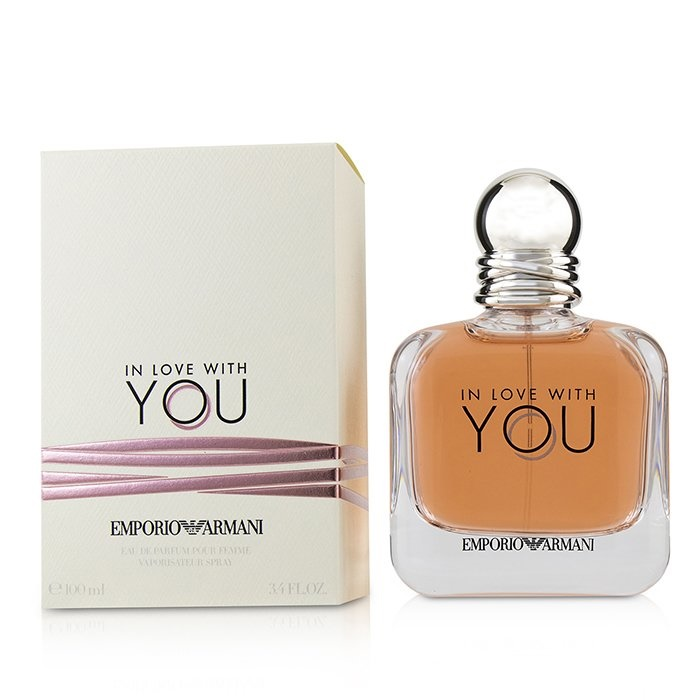 Giorgio Armani Emporio Armani In Love With You Eau De Parfum Spray ジョルジオアルマーニ Emporio Armani In Love With Yo 【海外直送】
