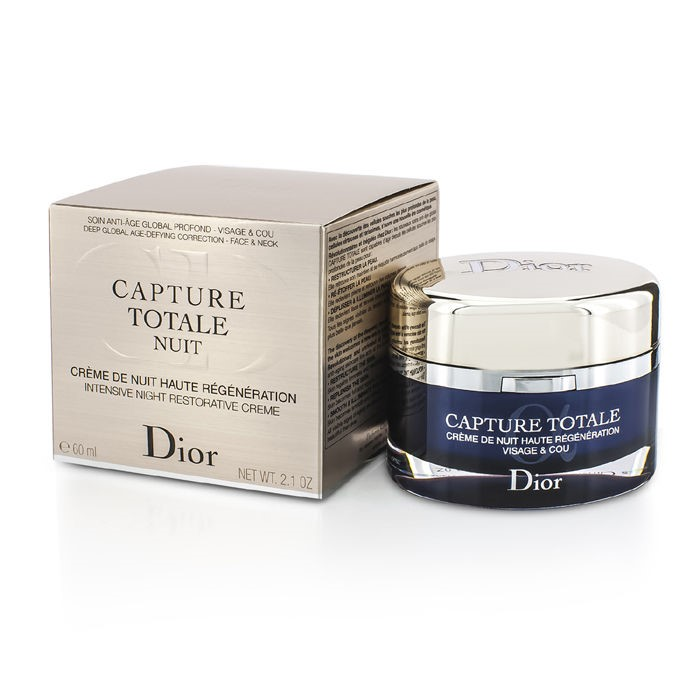 Christian DiorCapture Totale Nuit Intensive Night Restorative Creme (Rechargeable)クリスチャンディオールCapture Totale N【海外直送】