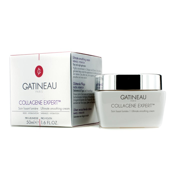 GatineauCollagene Expert Ultimate Smoothing CreamガティノCollagene Expert Ultimate Smoothing Cream 50ml/1.6oz【海外直送】