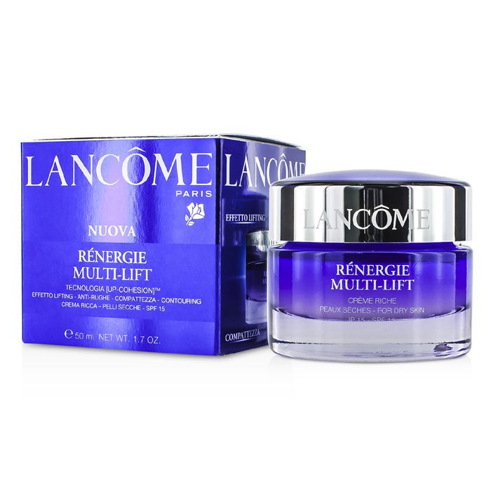 LancomeRenergie Multi-Lift Redefining Lifting Cream SPF15 (For Dry Skin)ランコムRenergie Multi-Lift Redefining Li【海外直送】