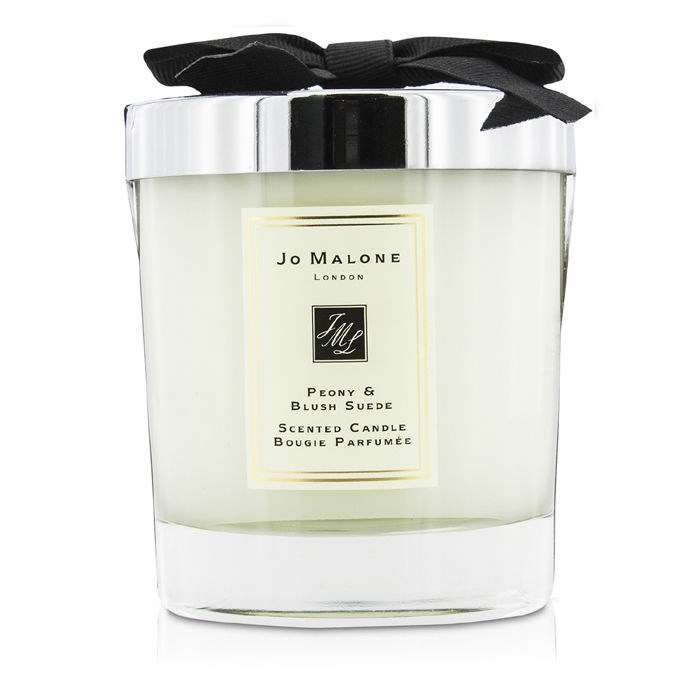 Jo Malone Peony & Blush Suede Scented Candle ジョーマローン Peony & Blush Suede Scented Candle 200g (2.5 inch) 【海外直送】