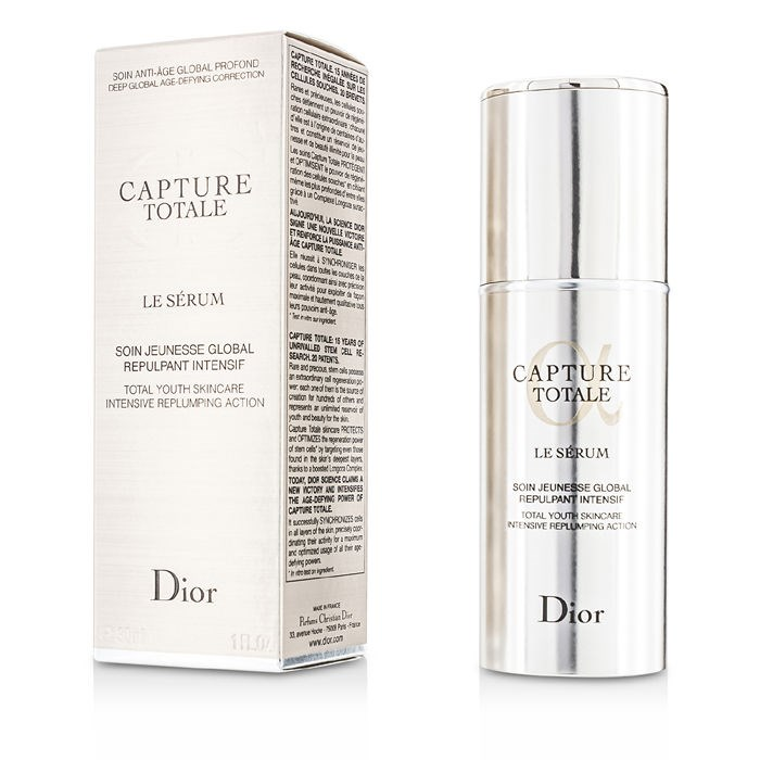 Christian DiorCapture Totale Totale Le SerumクリスチャンディオールCapture Le Totale Le Serum 30ml Totale/1oz【海外直送】, サンテラボ:c8158203 --- officewill.xsrv.jp