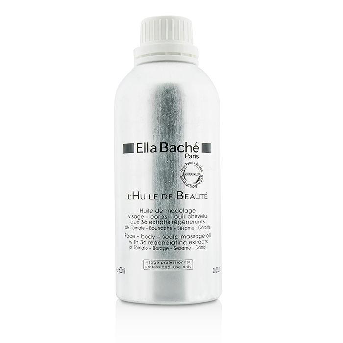 Ella BacheFace-Body-Scalp Massage Oil Oil (Salon Product) Product)エラバシェFace-Body-Scalp Massage Massage Oil (Salon Product) 600ml/2【海外直送】, アワグン:fe1f3ecb --- officewill.xsrv.jp