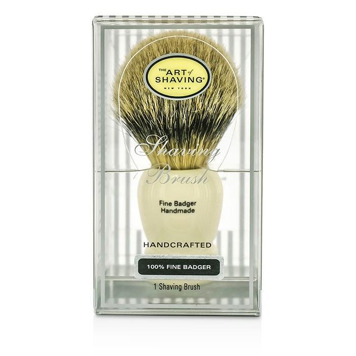 The Art Of ShavingFine Badger Shaving Brush - Ivoryアートオブシェービングファインバッジャー シェービングブラシ - アイボリー 1pc【海外直送】