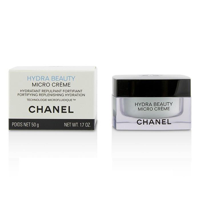 Chanel Hydra Beauty Micro Cream Hydratant Repulpant Fortifiant シャネル Hydra Beauty Micro Cream Hydratant Repul 【海外直送】