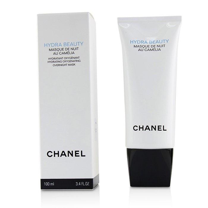 Chanel Hydra Beauty Masque De Nuit Au Camelia Hydrating Oxygenating Overnight Mask シャネル Hydra Beauty Masque 【海外直送】