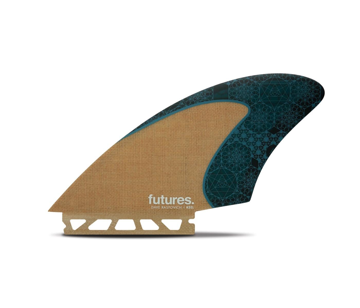ロブマチャドやジョンジョンフローレンス、ジョディースミス等が愛用しているフューチャーフィン FUTURE FIN Dave Rastovich ラスタビッチ keel キールフィン モデル発売!