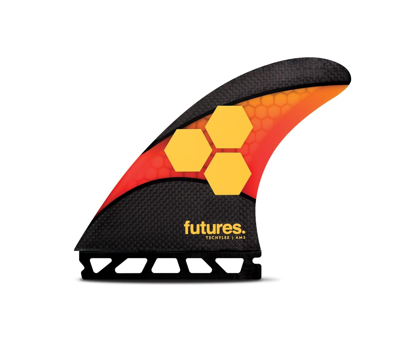 フューチャーフィン FUTURE FIN AM2 Techflex アルメリック モデル発売!TRI FIN【3本フィン】 Futures Fins AM2 Techflex