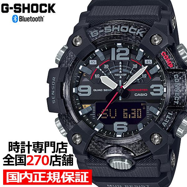 【ポイント最大51倍&最大2000円OFFクーポン】G-SHOCK マッドマスター GG-B100-1AJF メンズ 腕時計 デジアナ ジーショック MUDMASTER カーボン 国内正規品