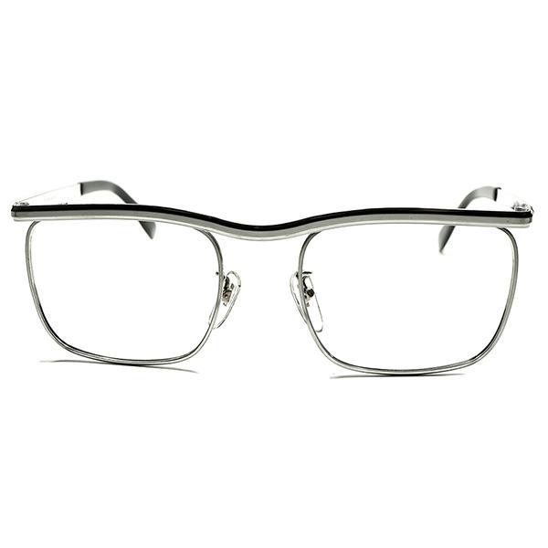 驚愕事実 1960s-70s DEADSTOCK デッドストック 西ドイツ製 AO アメリカンオプティカル AMERICAN OPTICAL 本金張 CARLTON カールトン型 実寸52/20 本金張1/20 12KGF ビンテージ 眼鏡 メガネ a5695