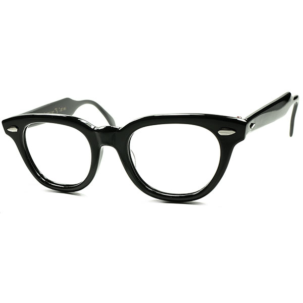 日本初の AOハイクラスモデルTOPレベル個体 ビンテージ眼鏡 極上MINT 1960s AMERICAN OPTICAL アメリカンオプティカル ARNEL a5861 アーネル系 メガネ ウェリントン黒 ビンテージ眼鏡 メガネ size44/20 a5861, ハサマチョウ:5f59ef6b --- promilahcn.com