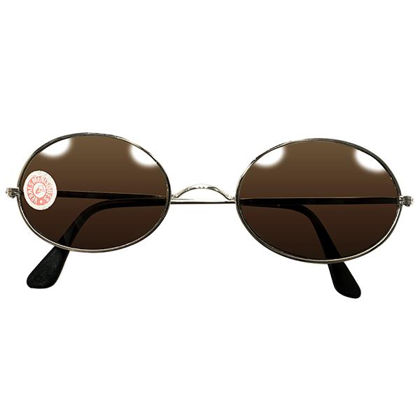 ANTIQUE BASE 快適サイズデッドストック 1960s 1970s フランス製 MADE IN FRANCE シルバー OVAL型 ラウンド 実寸54 22 GOODバランス ヴィンテージ 眼鏡 丸メガネ 当時物ガラスレンズ入 A5160qUpSzMV