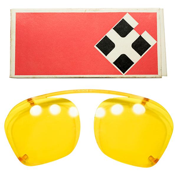 歴代スター御用達廃番色 箱付デッドストック 1950s-1960s USA製 ボシュロム B&L BAUSCH LOMB ALLセル1枚仕立 CLIP ON クリップオン サングラス size46mm対応 ヴィンテージ メガネ 眼鏡 A4966
