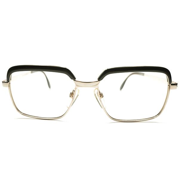 世界最高峰クオリティ&超実用的サイズ デッドストック 1960s-1970s 西ドイツ製 MADE IN WEST GERMANY ローデンストック RODENSTOCK 1/20-10K 本金張り コンビネーションフレーム CORREL size54/16 ビンテージヴィンテージ 眼鏡メガネ A5084