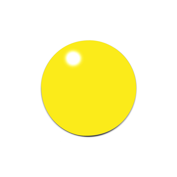 SHOOTER YELOW COLOR LENS [度なし]