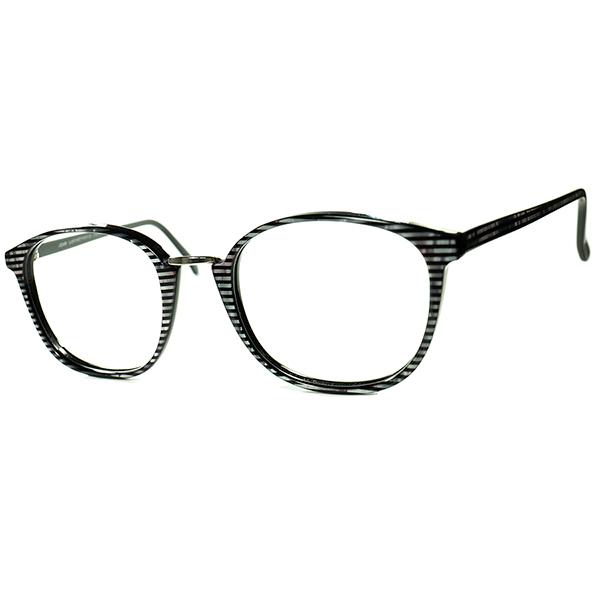 FLESH フレンチオールドスクール 1980s フレーム フランス FRAME FRANCE デッドストック LAFONT ラフォン LARGEシルエットBOSTON ボストン ビンテージヴィンテージ 眼鏡メガネ a6290