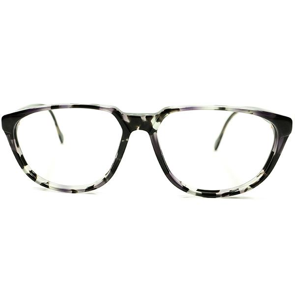 希少Wネーム 1980-1990s ドイツ製 MADE IN GERMANY デッドストック CERRUTI 1881 by RODENSTOCK ローデンストック MODERN AMBER ビンテージヴィンテージ 眼鏡メガネ A4211