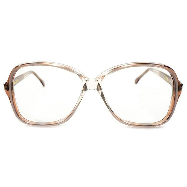 デッドストック 廃盤モデル 1970s-1980s 英国製 MADE IN ENGLAND オールド OLD オリバーゴールドスミス OLIVER GOLDSMITH グラデーション BIGバタフライSHAPE ビンテージヴィンテージ 眼鏡メガネ サングラス A3126