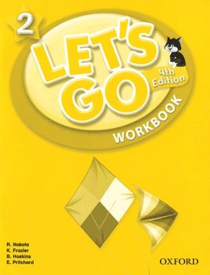 世界的人気を誇る 児童英語のベストセラー教材 送料無料 Let's Go 永遠の定番モデル 2 子ども英語教材 Workbook 4th 旧版 Edition 早割クーポン
