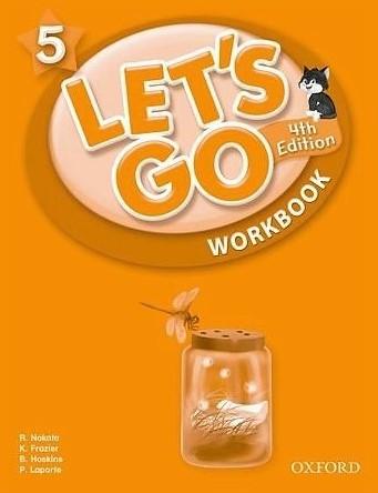 世界的人気を誇る 児童英語のベストセラー教材 送料無料 Let's Go 5 旧版 買収 子ども英語教材 ブランド品 Workbook 4th Edition