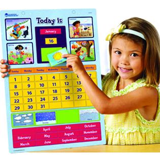 カレンダーを英語にしてみよう 送料無料 期間限定 販売期間 限定のお得なタイムセール マグネット式カレンダー Magnetic Learning Calendar 知育玩具 英語教室 季節 日付 英会話教室 英単語 英語カレンダー 曜日 こども英語 月